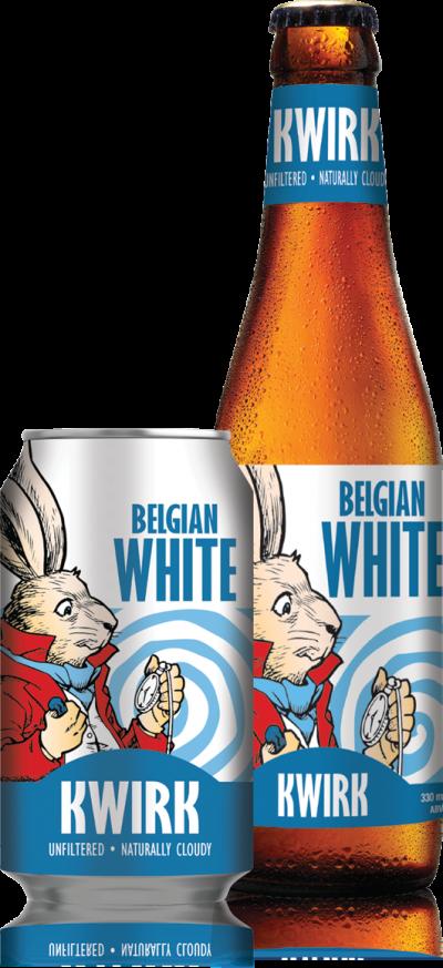 Kwirk Belgian White Bottle